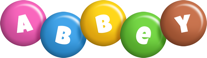 Abbey candy logo