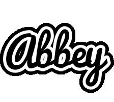 Abbey chess logo
