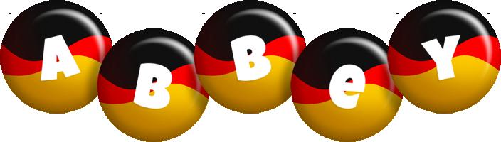 Abbey german logo