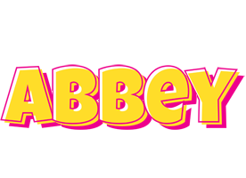 Abbey kaboom logo