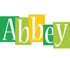 Abbey lemonade logo