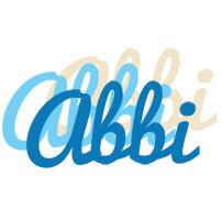 Abbi breeze logo