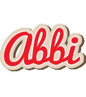 Abbi chocolate logo