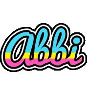 Abbi circus logo