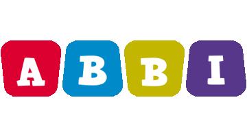 Abbi daycare logo