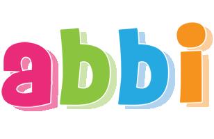 Abbi friday logo
