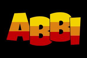 Abbi jungle logo