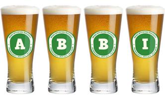 Abbi lager logo