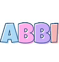Abbi pastel logo