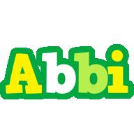 Abbi soccer logo