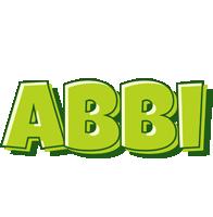 Abbi summer logo