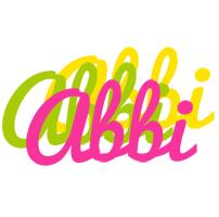 Abbi sweets logo