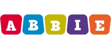 Abbie daycare logo