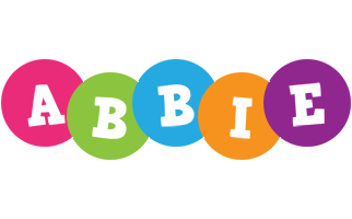 Abbie friends logo