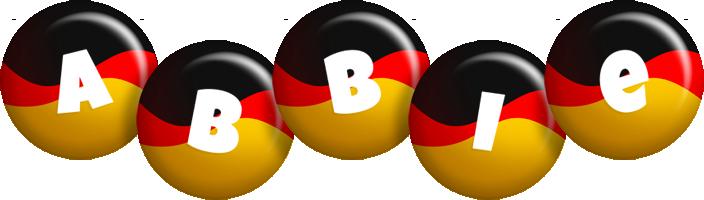 Abbie german logo