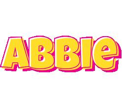 Abbie kaboom logo