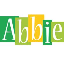 Abbie lemonade logo