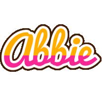 Abbie smoothie logo