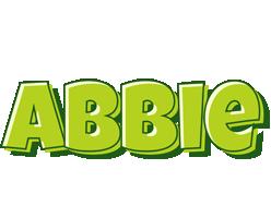 Abbie summer logo