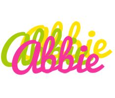 Abbie sweets logo