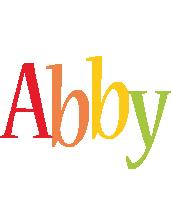 Abby Logo | Name Logo Generator - Smoothie, Summer ...