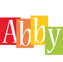 Abby colors logo