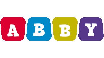 Abby kiddo logo