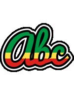 Abc african logo