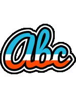 Abc america logo