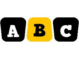 Abc boots logo