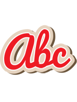 Abc chocolate logo