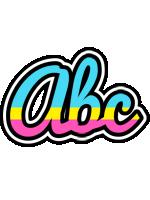 Abc circus logo