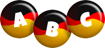 Abc german logo