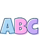 Abc pastel logo