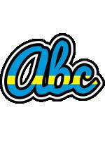 Abc sweden logo