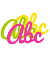 Abc sweets logo