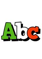 Abc venezia logo