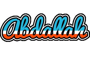 Abdallah america logo