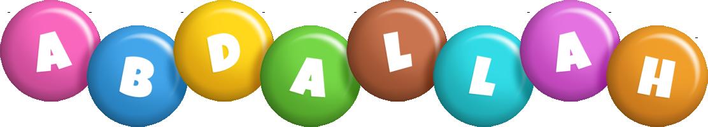 Abdallah candy logo