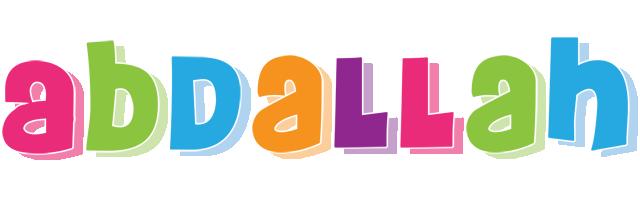 Abdallah friday logo