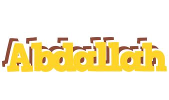 Abdallah hotcup logo