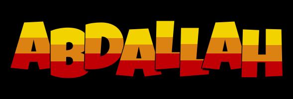 Abdallah jungle logo