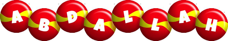 Abdallah spain logo
