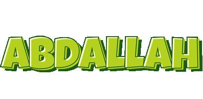 Abdallah summer logo