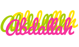 Abdallah sweets logo