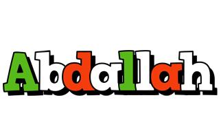 Abdallah venezia logo