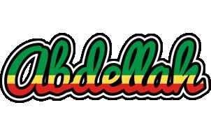 Abdellah african logo