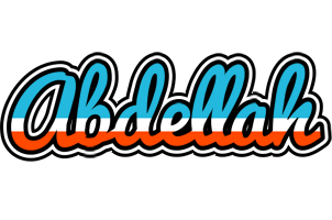 Abdellah america logo