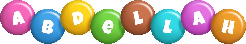 Abdellah candy logo