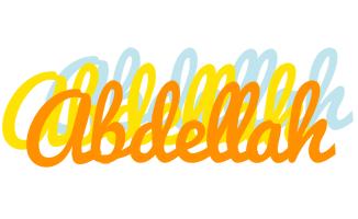Abdellah energy logo